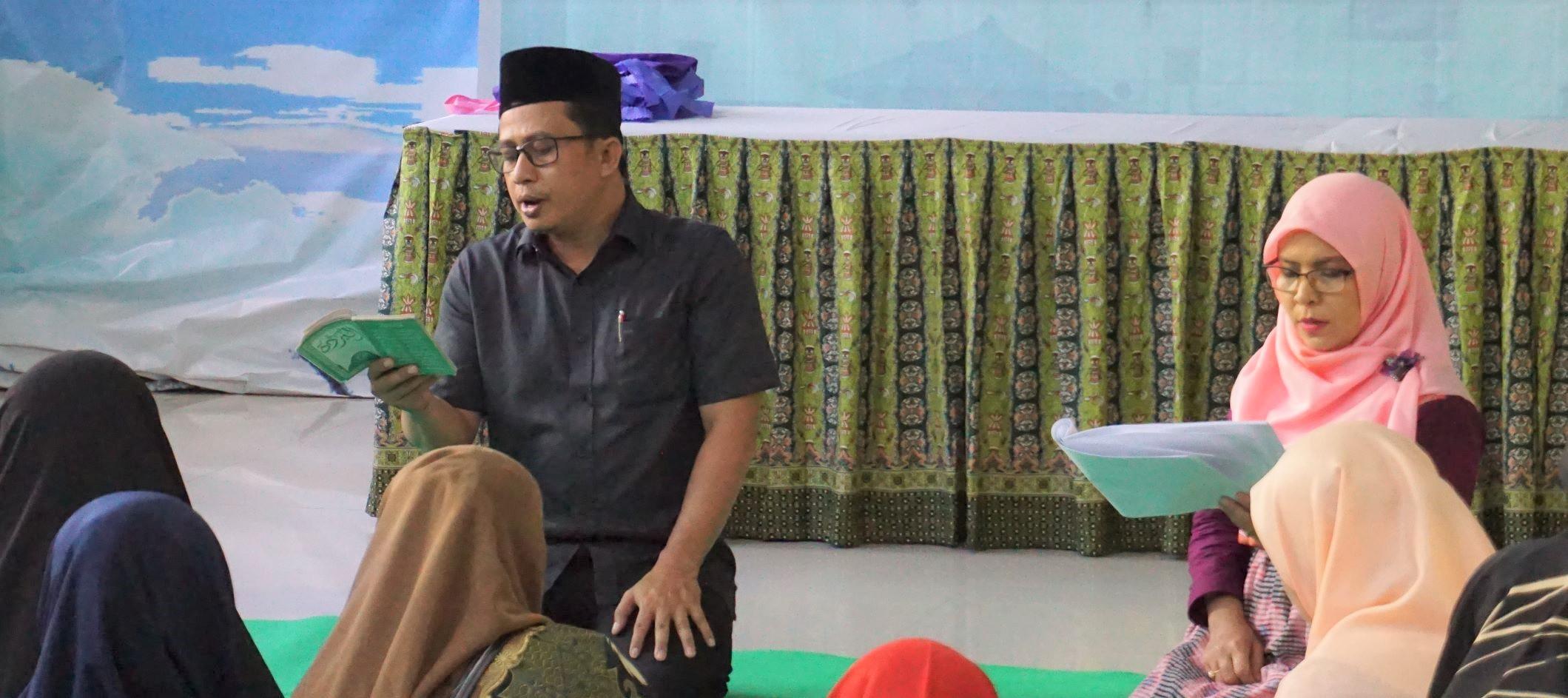 Ketua DWP IAIN FM Papua Ajak Sivitas Rajin Bersholawat ...