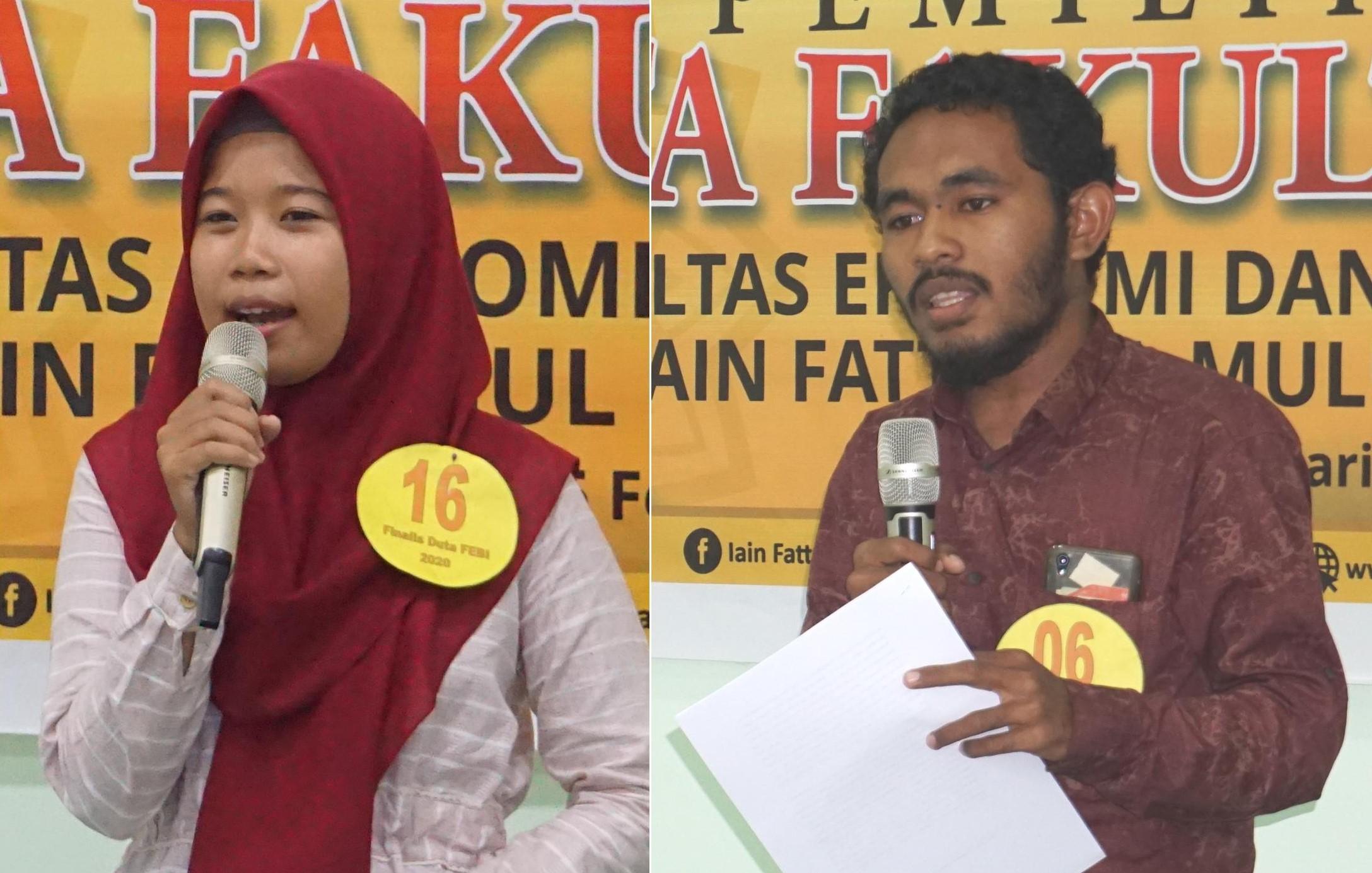 Prestasi Mahasiswa IAIN Papua: Alan dan Nur Fitri Raih ...